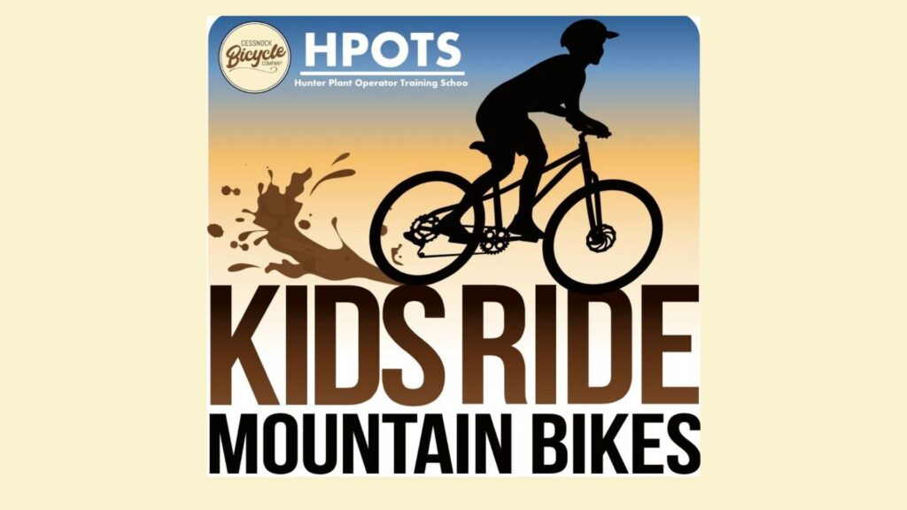 Cessnock Bicycle Kids Mountain Bike Ride