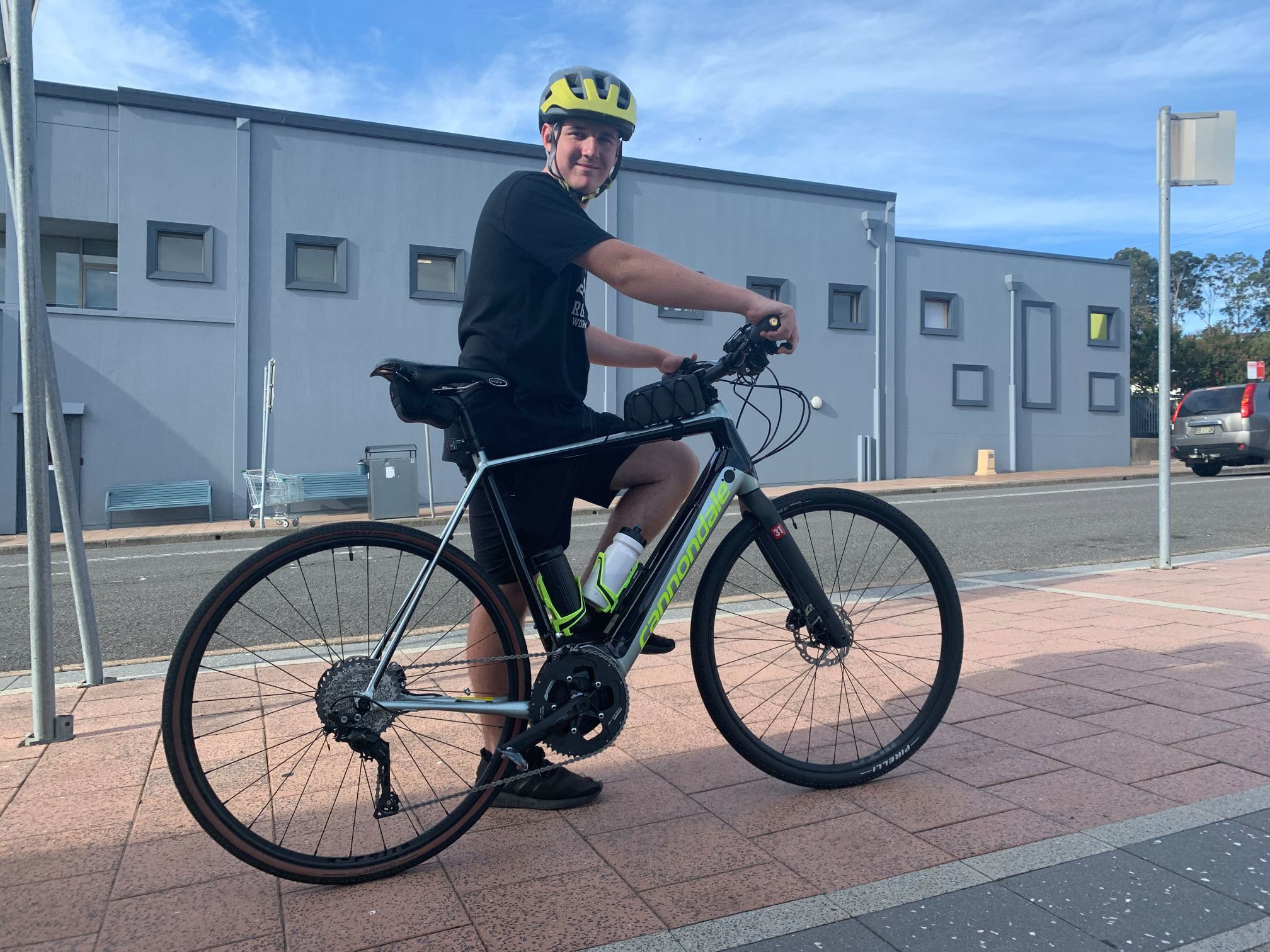 ebike bicycles cessnock hunter valley