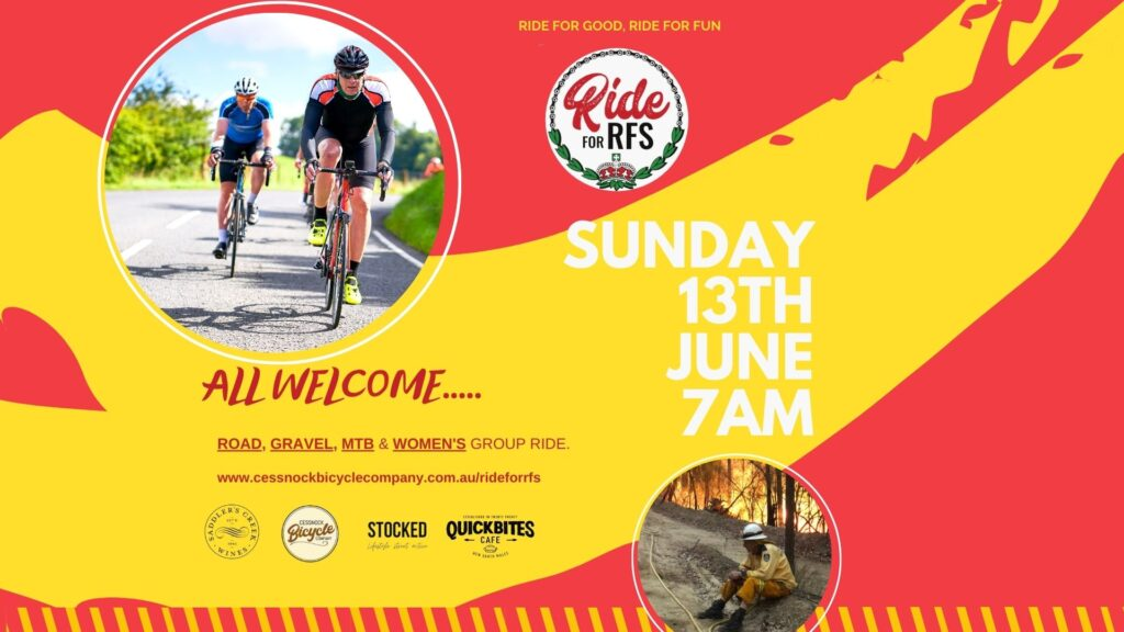 Ride for RFS June 13th