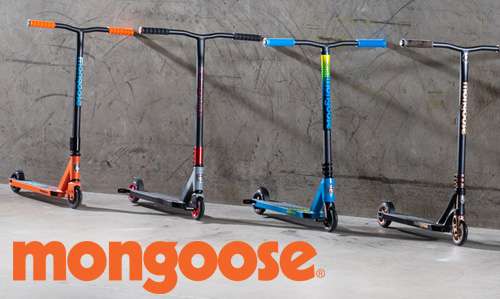 mongoose scooters
